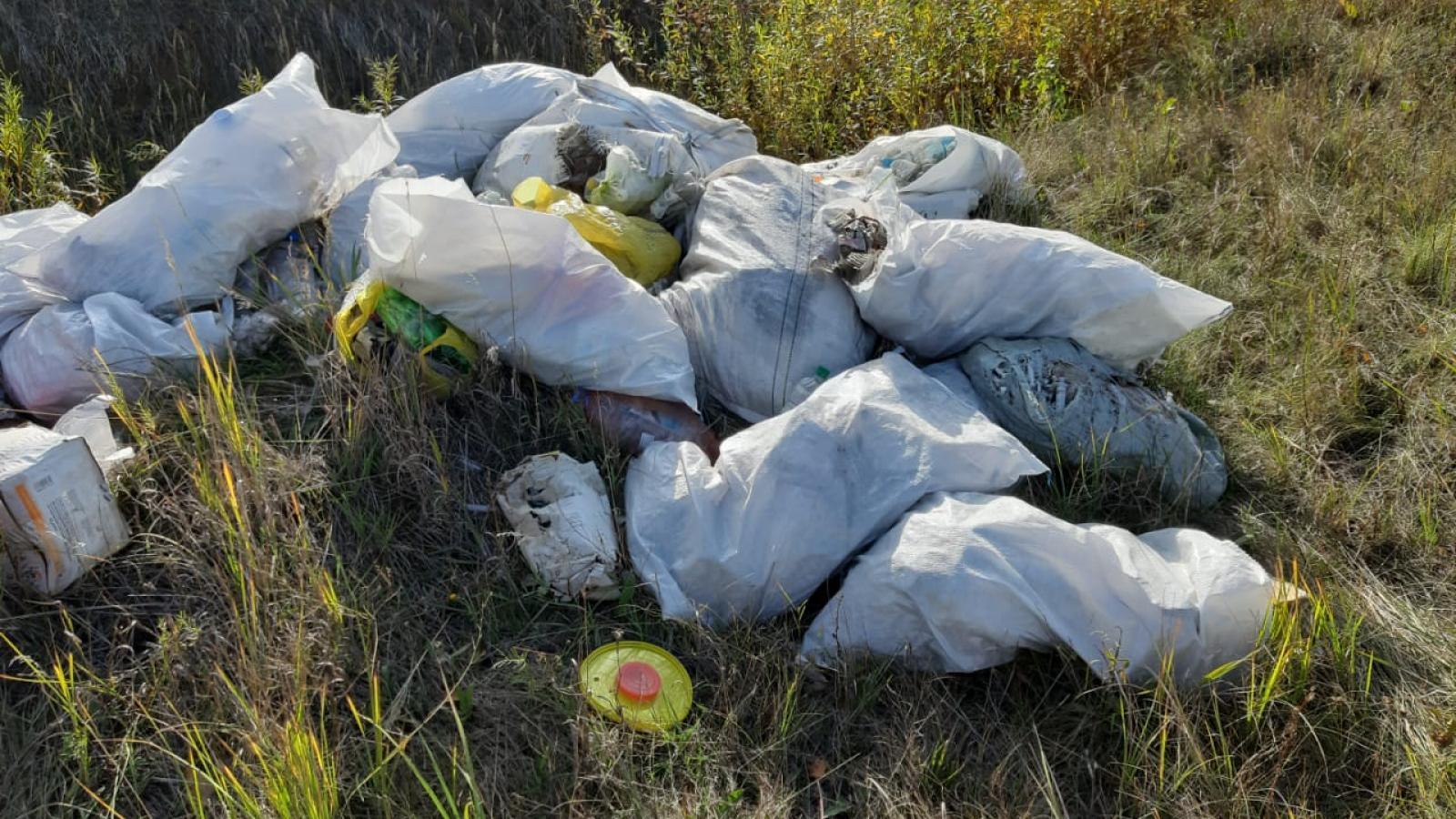Опасные отходы нашли под Череповцом