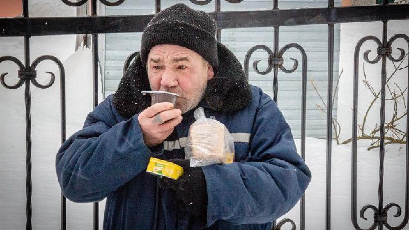 В Вологде бездомный ограбил ребёнка