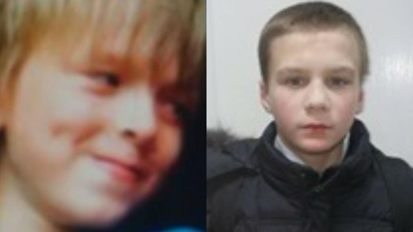 В Вологде разыскивают двух подростков