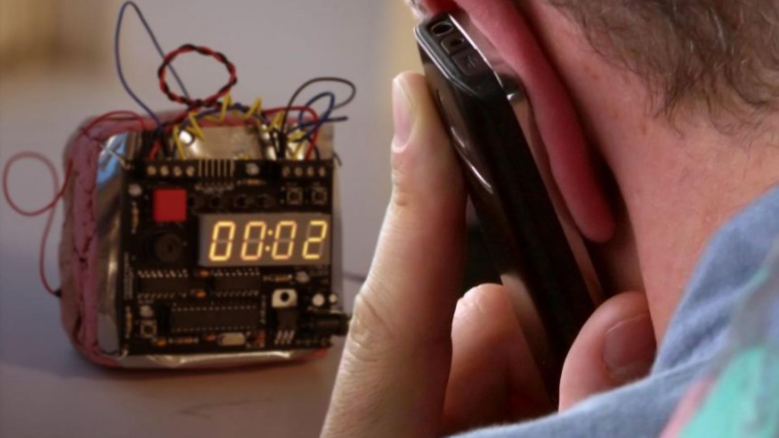 В Череповце задержан «телефонный террорист»