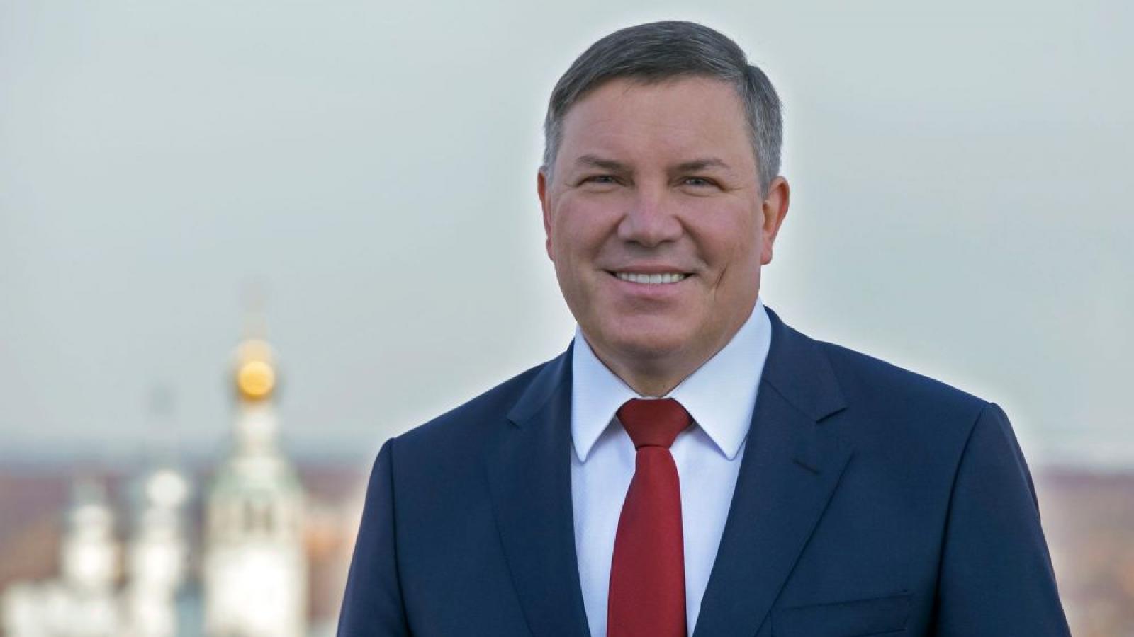 Сколько зарабатывает губернатор Вологодчины?