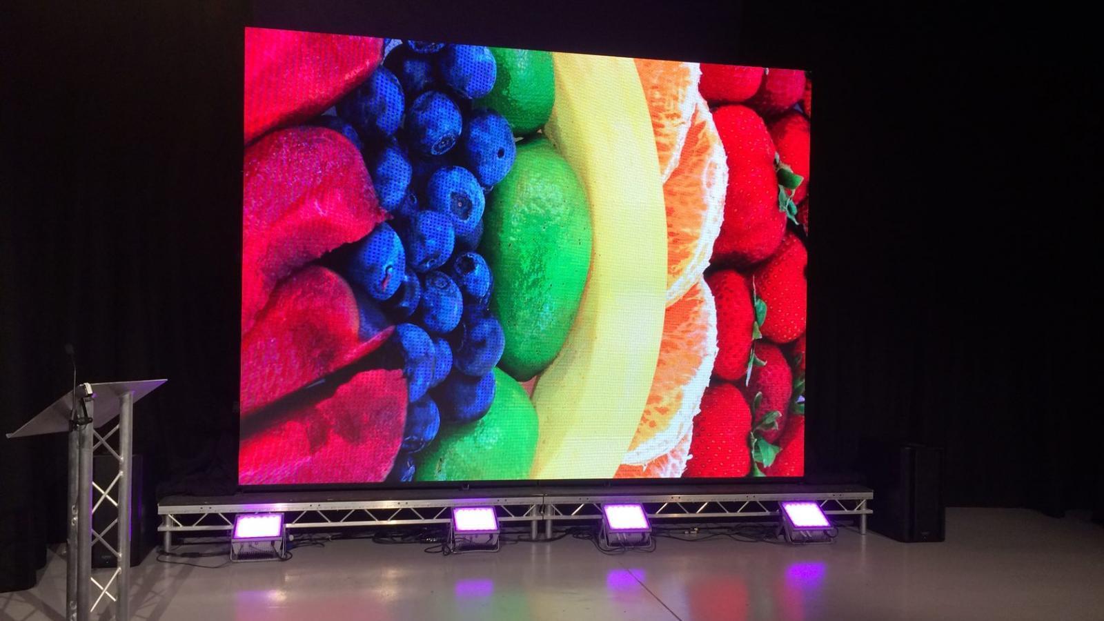 LED-экраны
