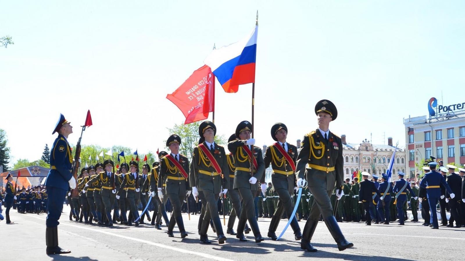 Пройдут ли демонстрация и парад в Вологде?