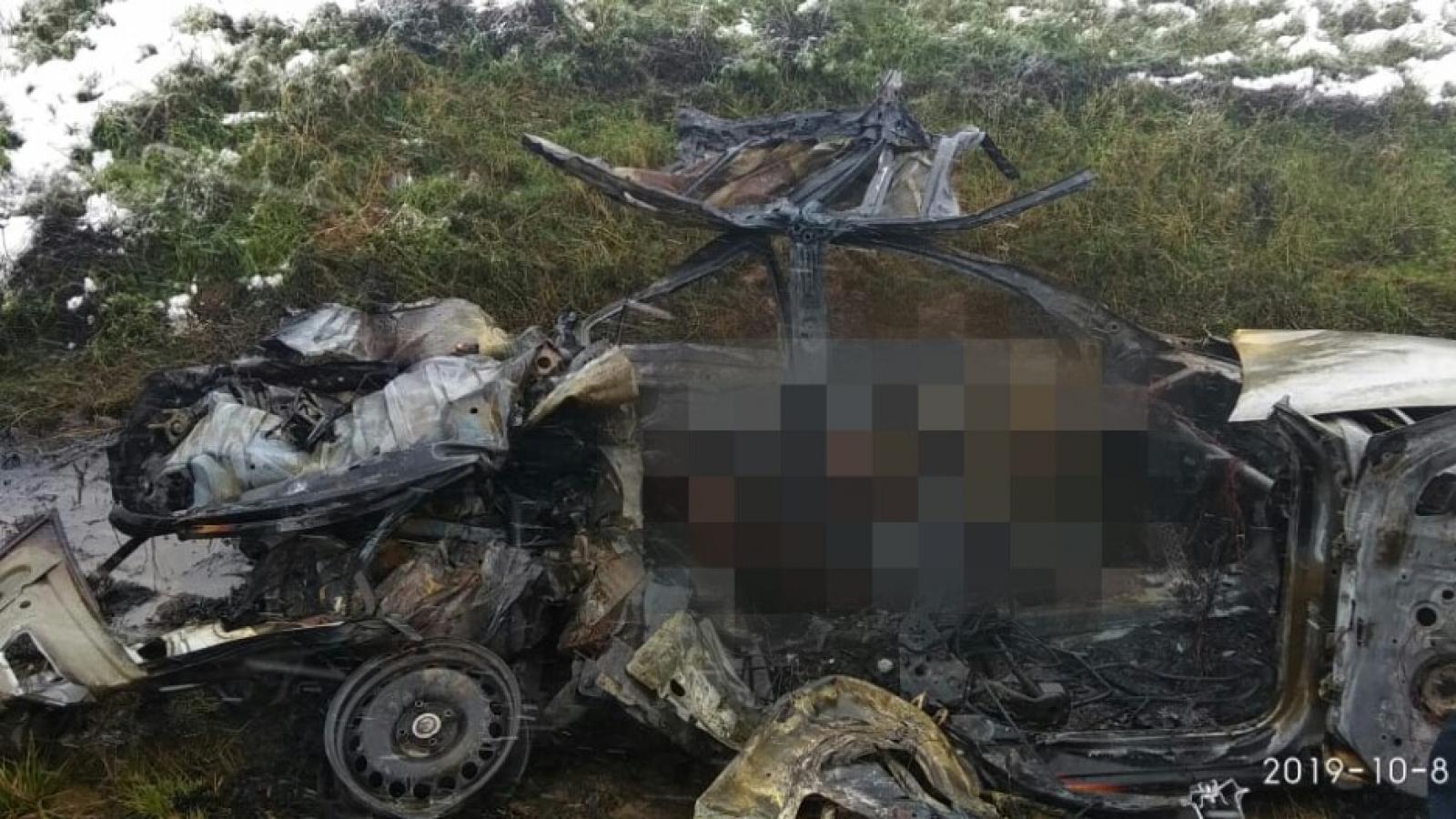 4 человека погибло в ДТП в Шекснинском районе