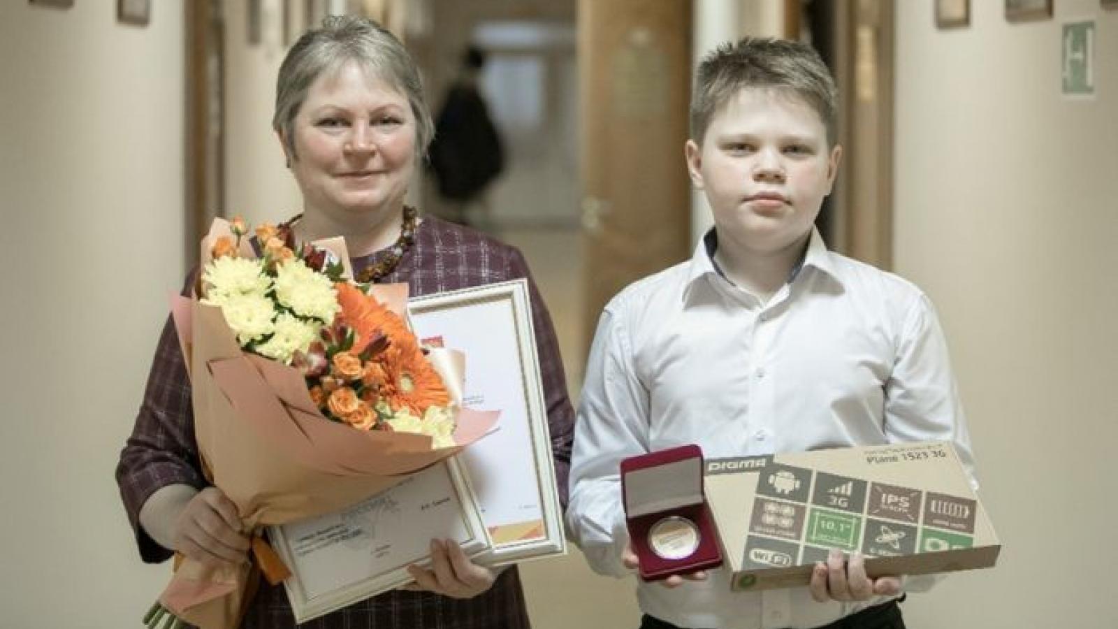 Уборщицу из Вологды наградили медалью