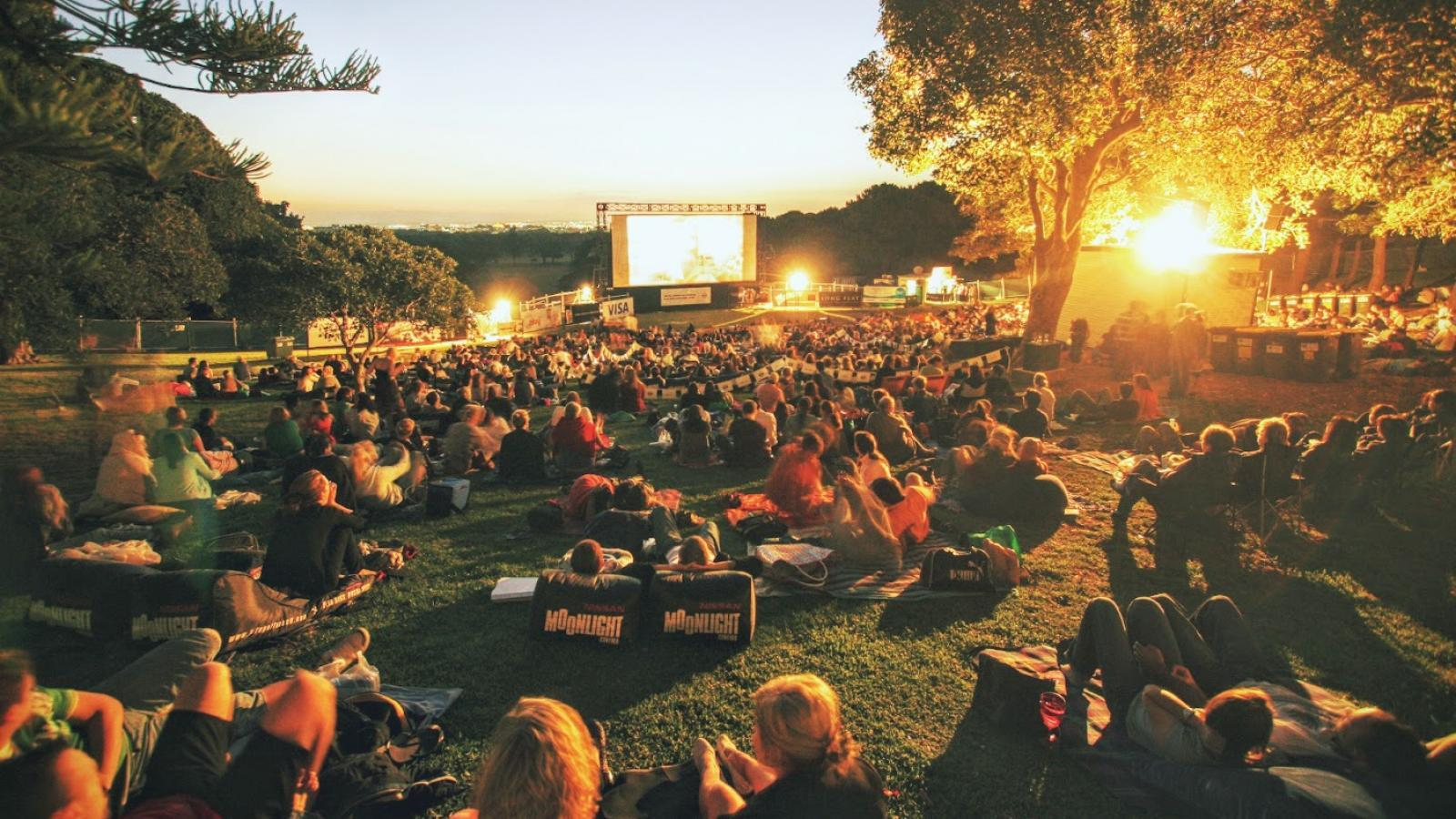 Вологжан приглашают насладиться короткометражными фильмами под открытым небом