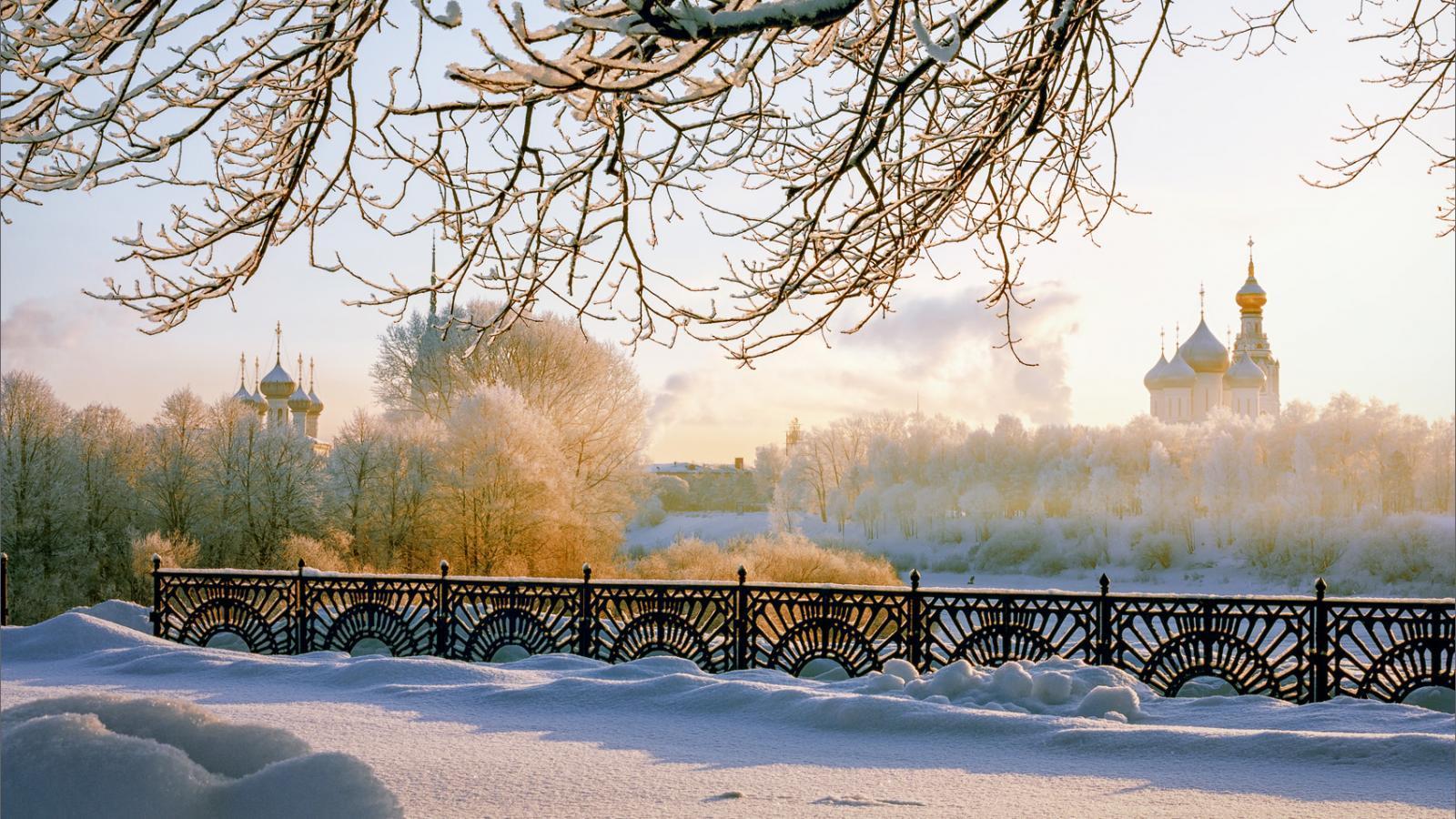 Зима вернется на Вологодчину на этой неделе