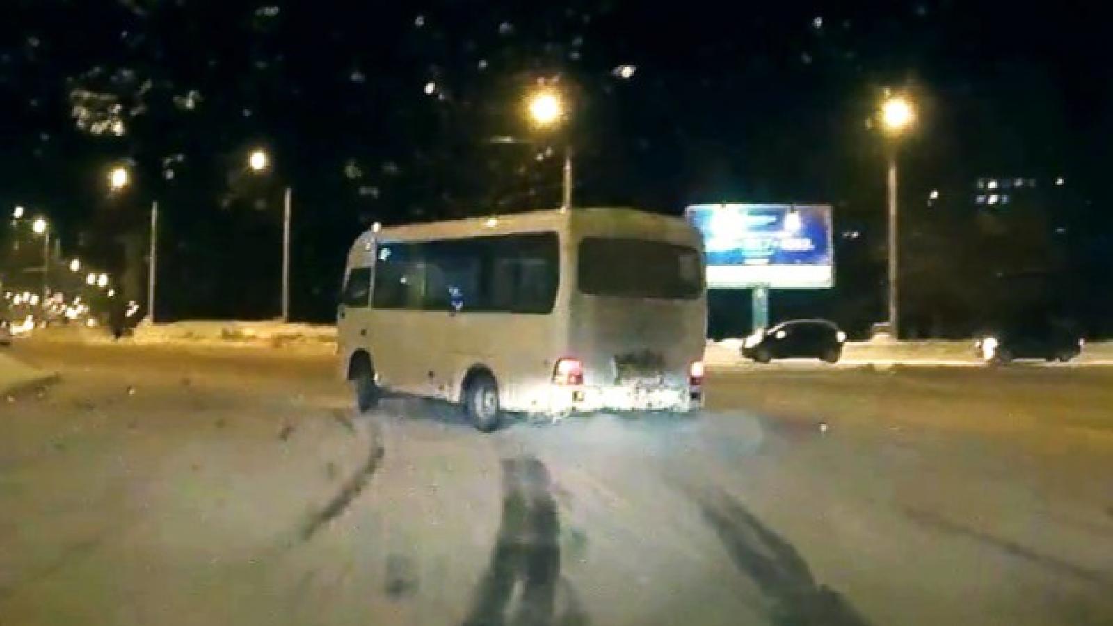 Вологжанка травмировалась в автобусе
