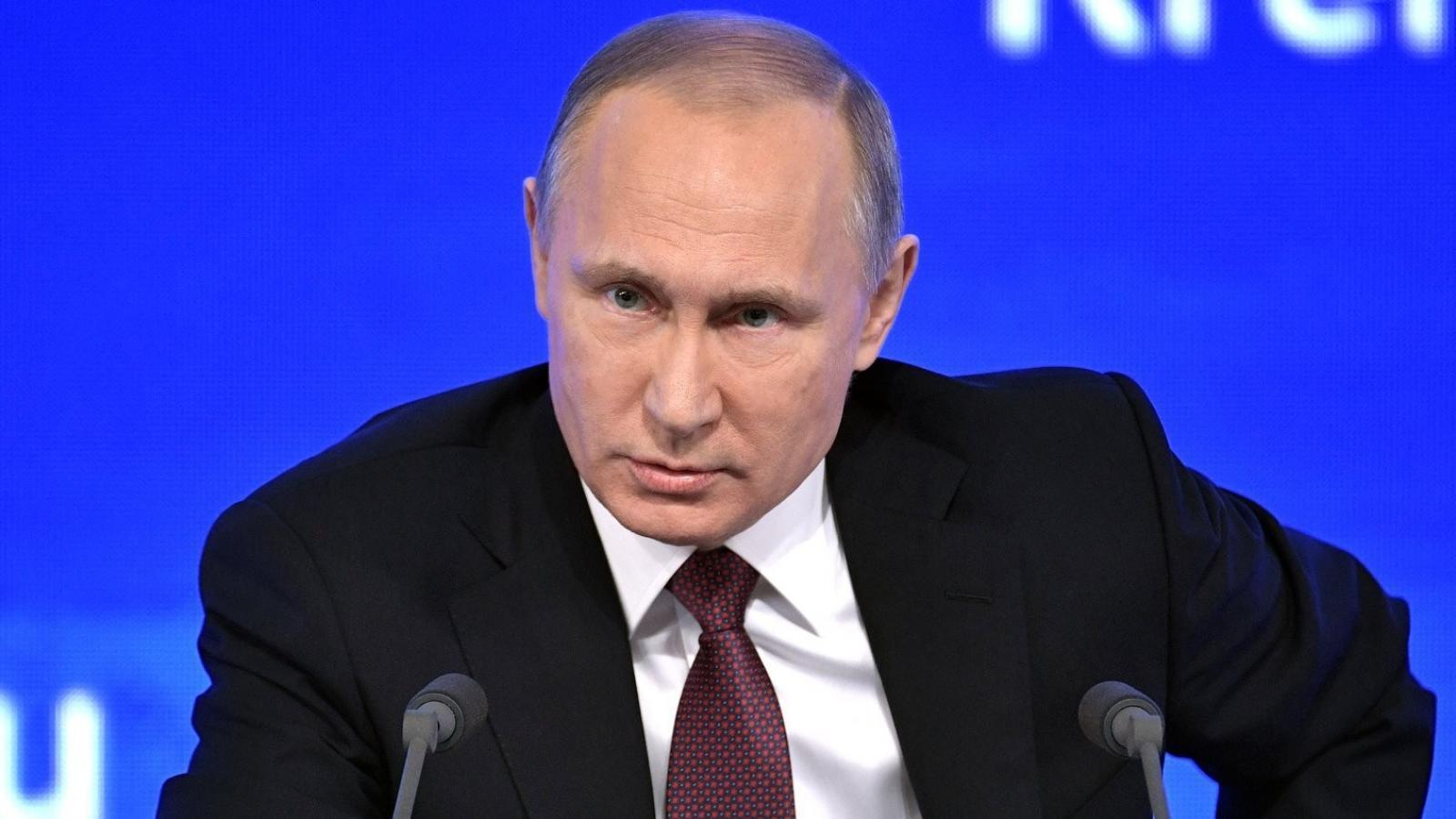 Владимир Путин: для благополучия нужен «решительный прорыв»