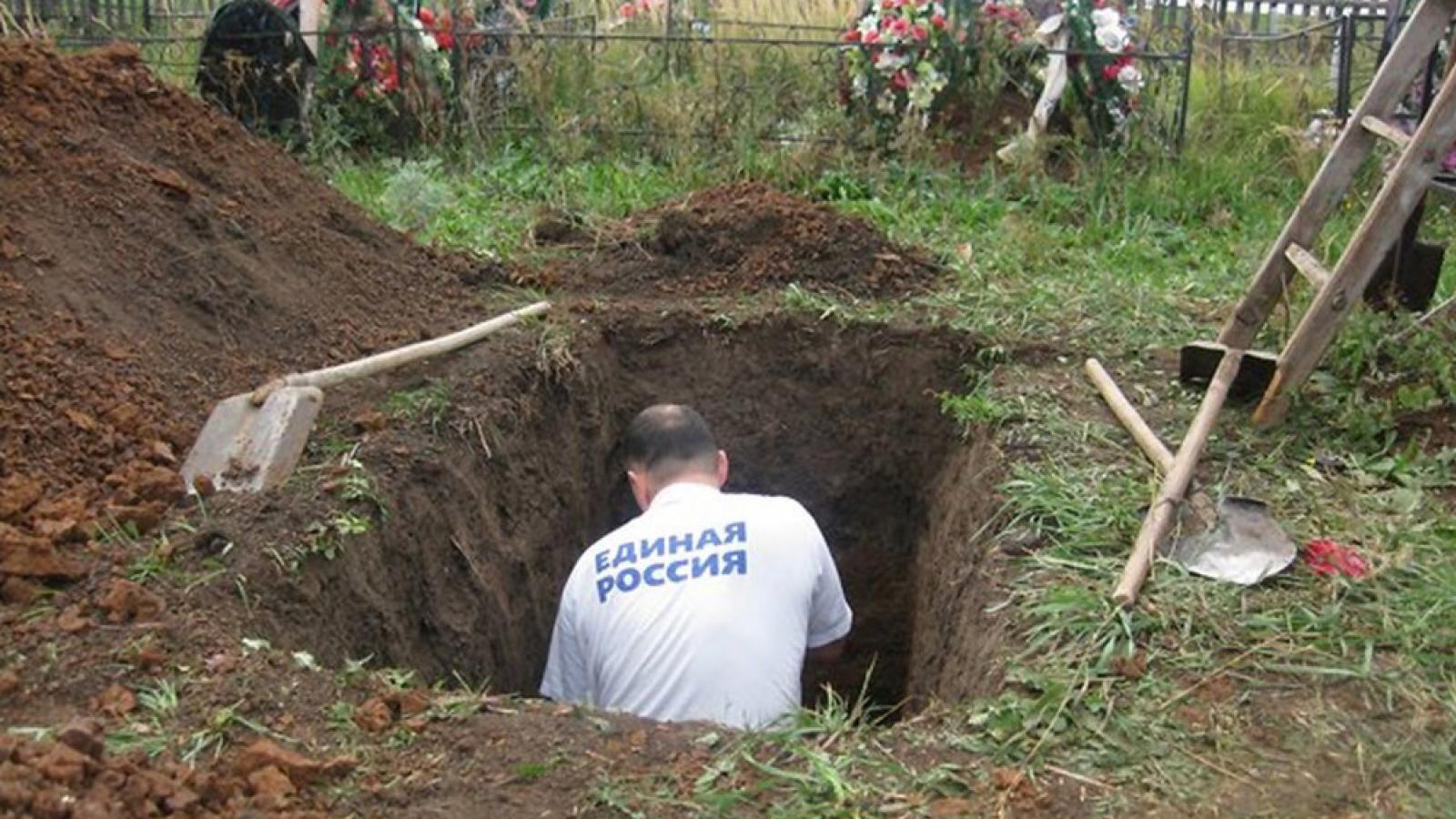 Цены на рытьё могил подскочили в Вологде