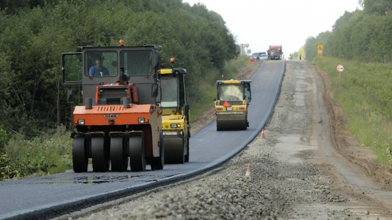 Вологодчина получит 5 млрд. руб. на дороги