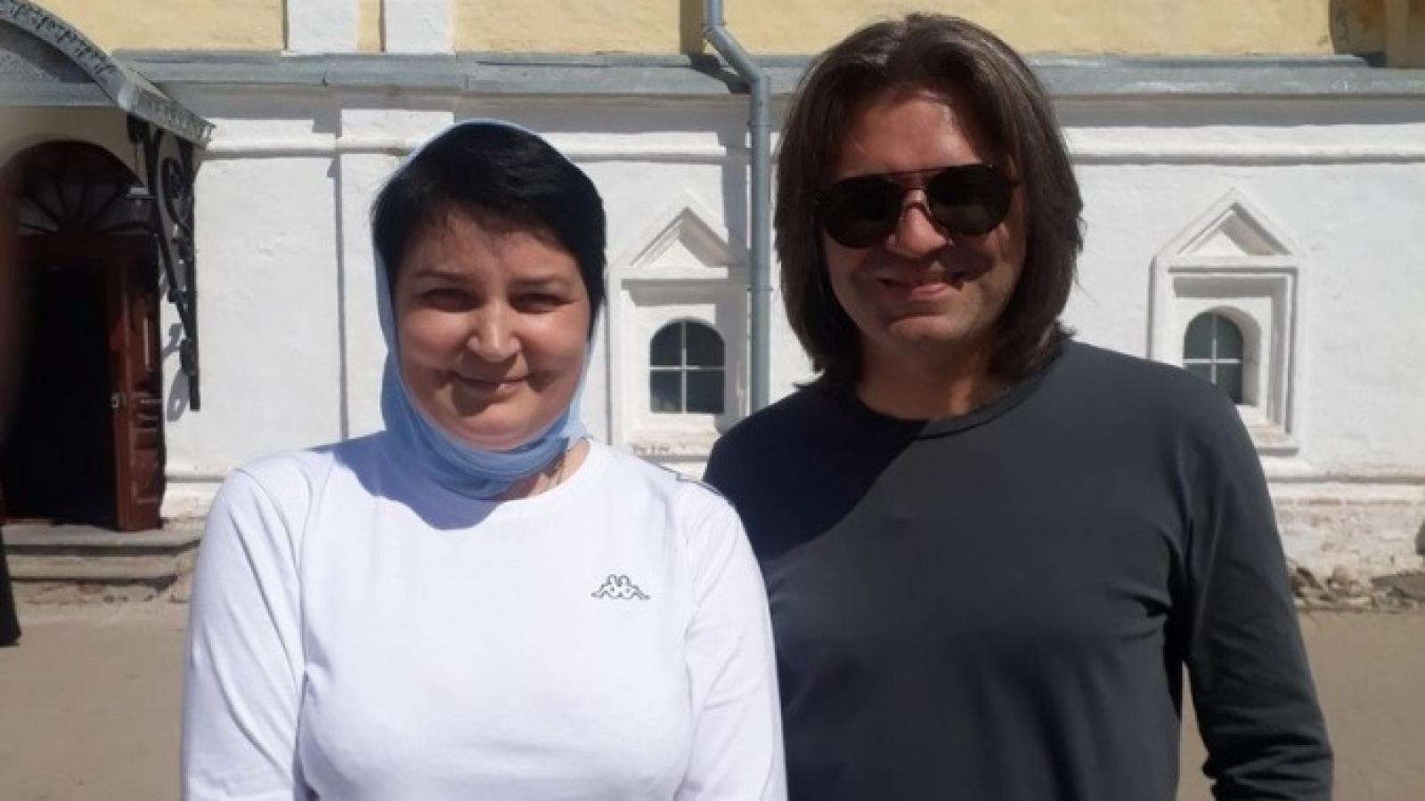Дмитрий Маликов приехал в Вологду
