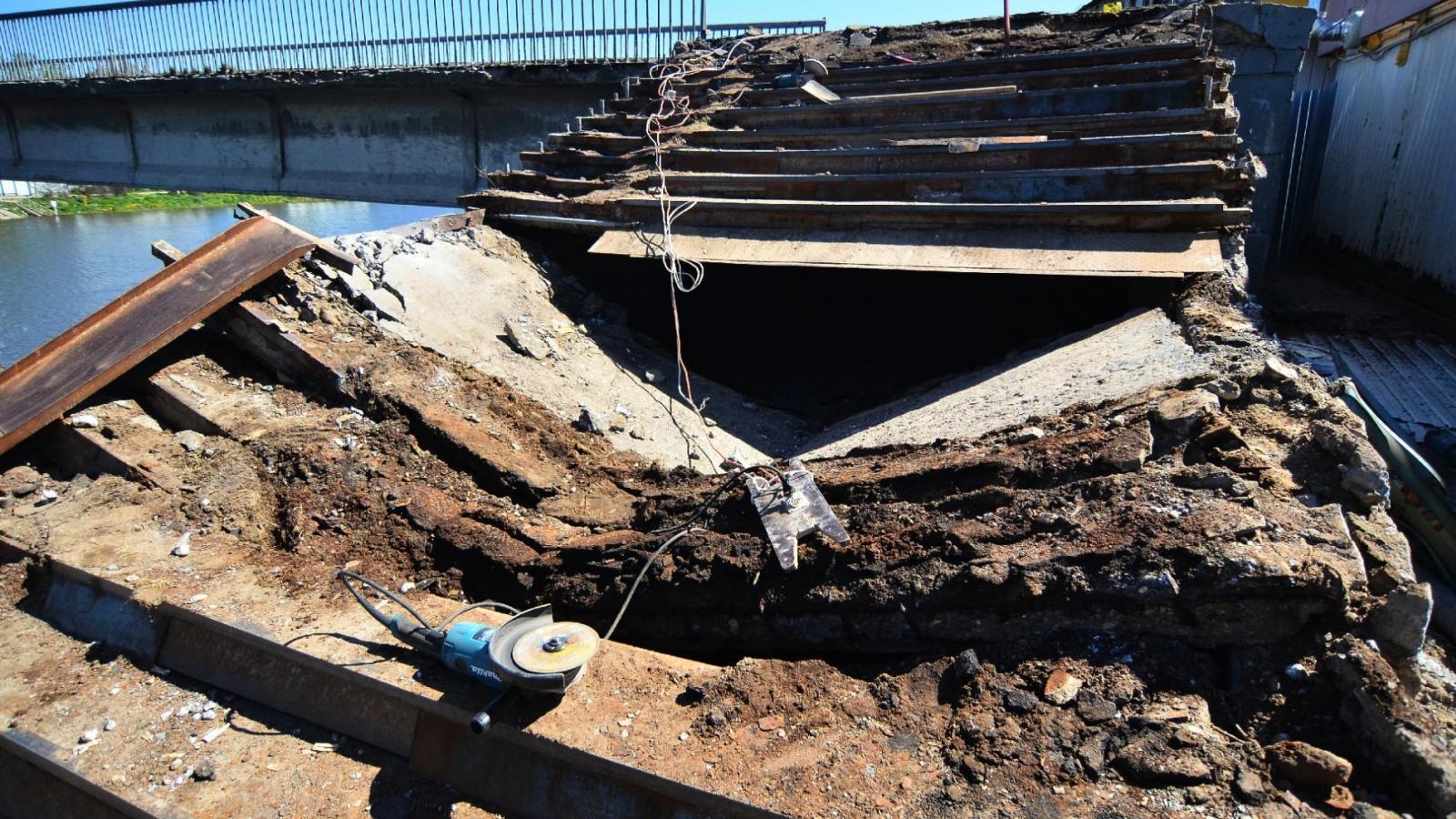 Понтонного моста в Вологде не будет