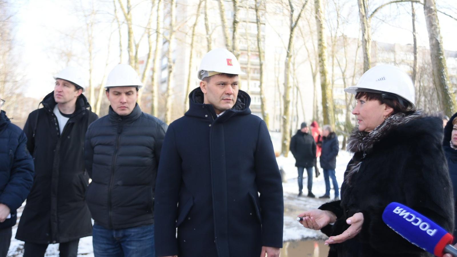 Школа №30 в Вологде обновится пристройкой