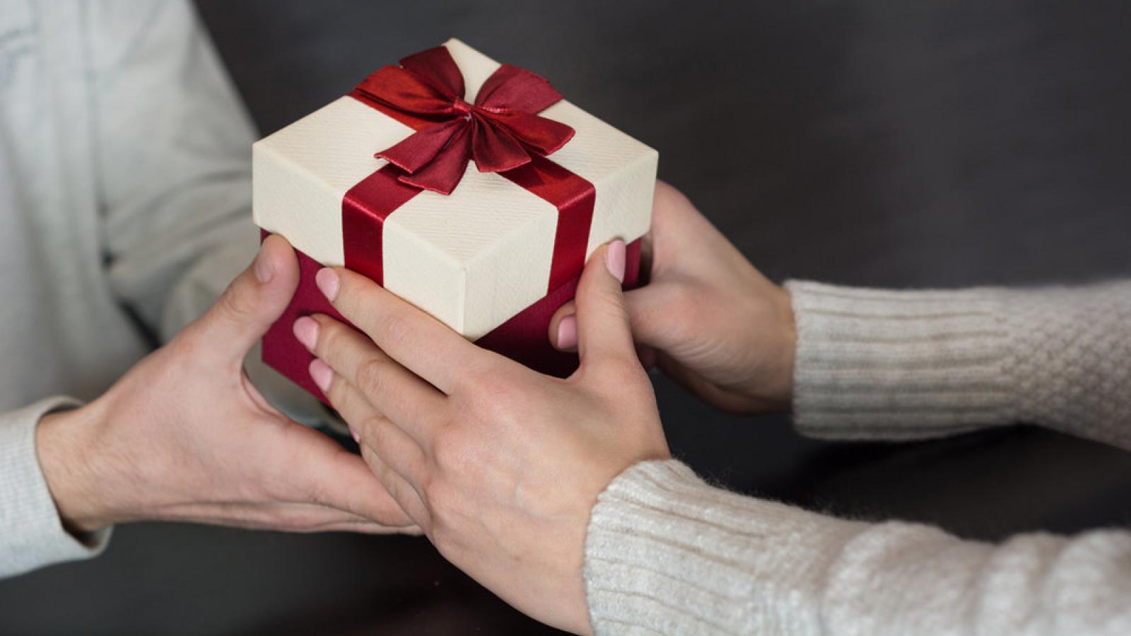 «Подарок» от злоумышленника