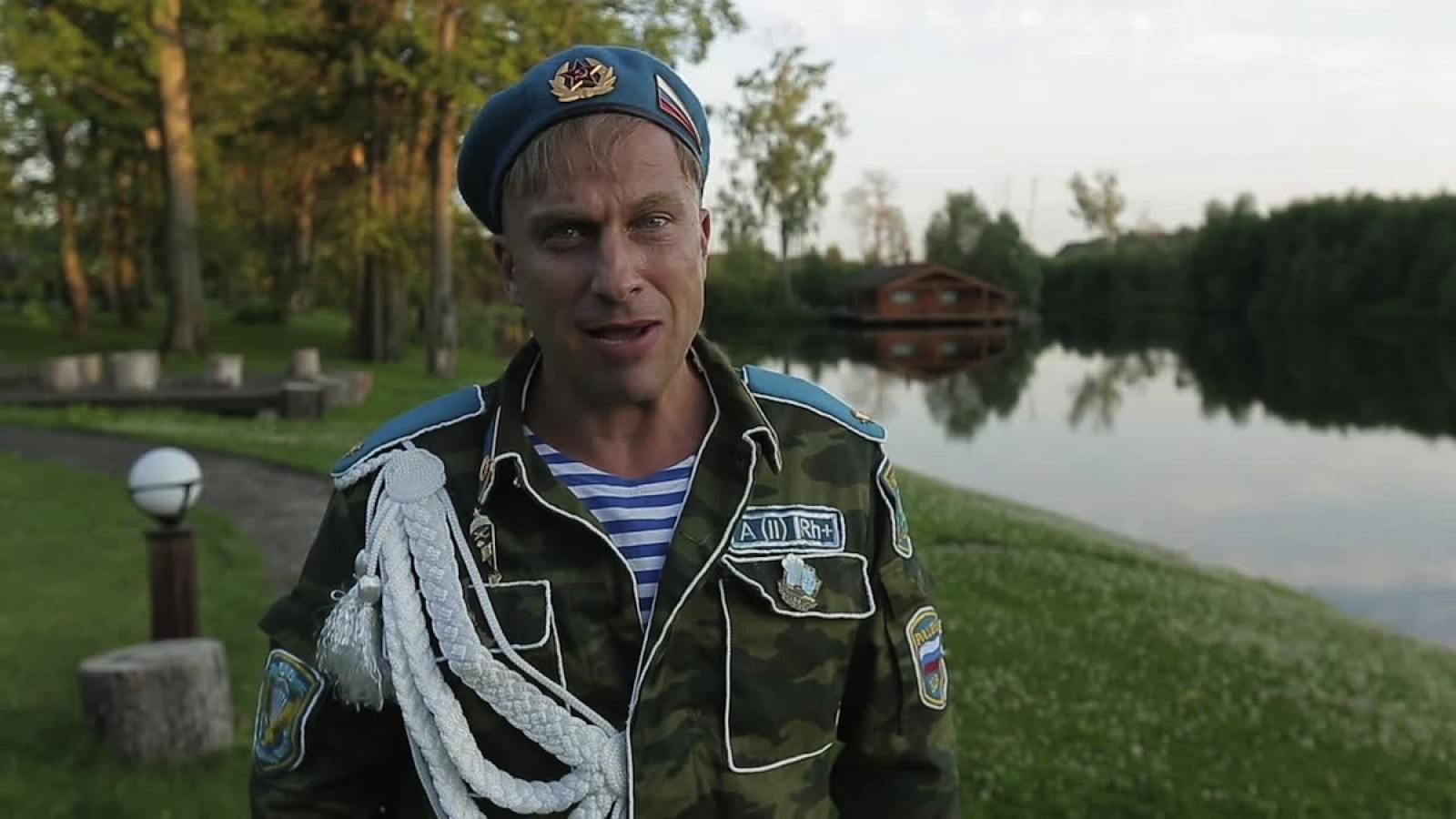 Дмитрий Нагиев жалеет о службе под Вологдой
