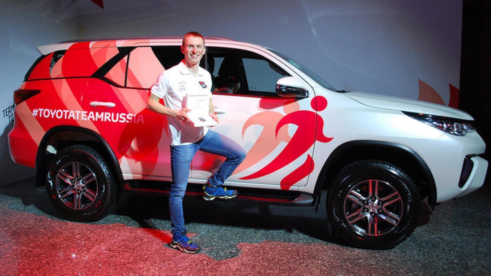 Денис Спицов награжден иномаркой за лучшую историю преодоления  Олимпиады