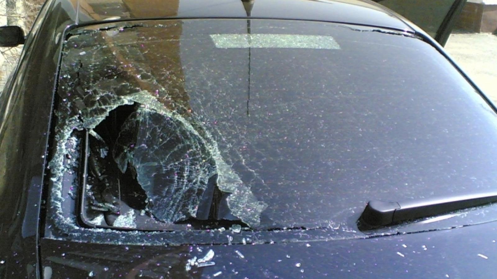 Ученик разбил автомобиль директора школы