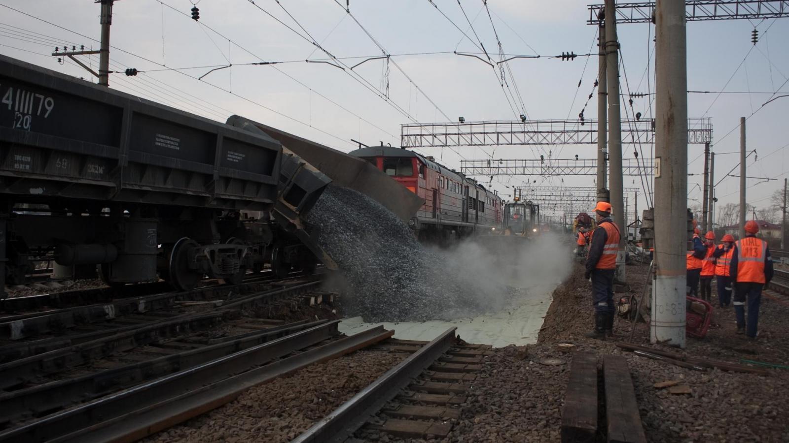 В Вологде начнется строительство третьего главного пути на станции Лоста