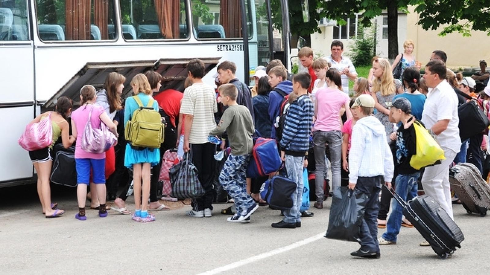 Как будут работать детские лагеря?