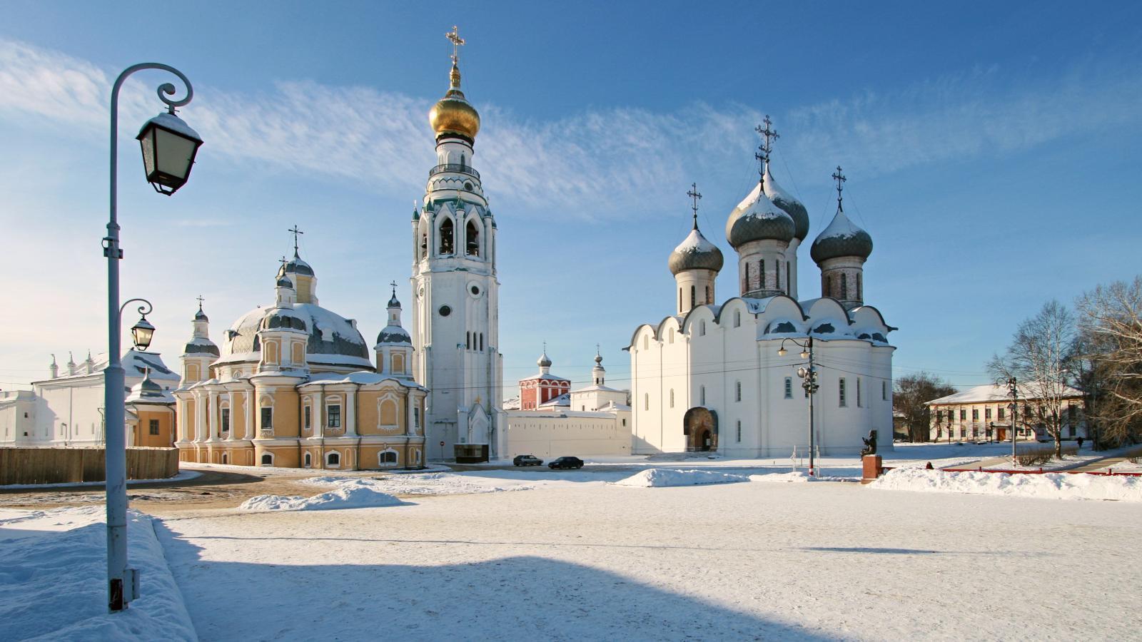Вологда получит статус исторического поселения