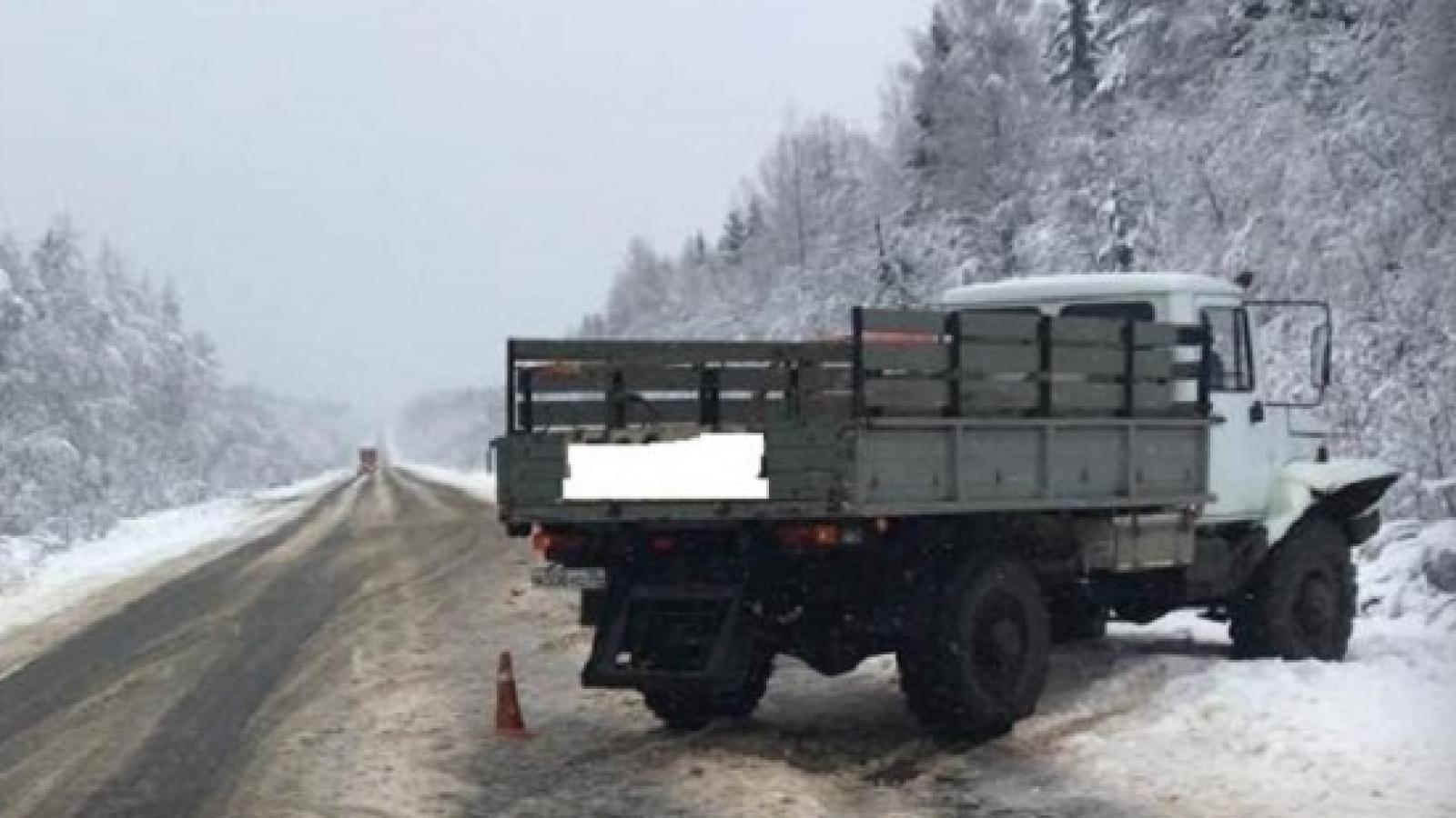 В Сокольском районе произошла авария на «встречке»