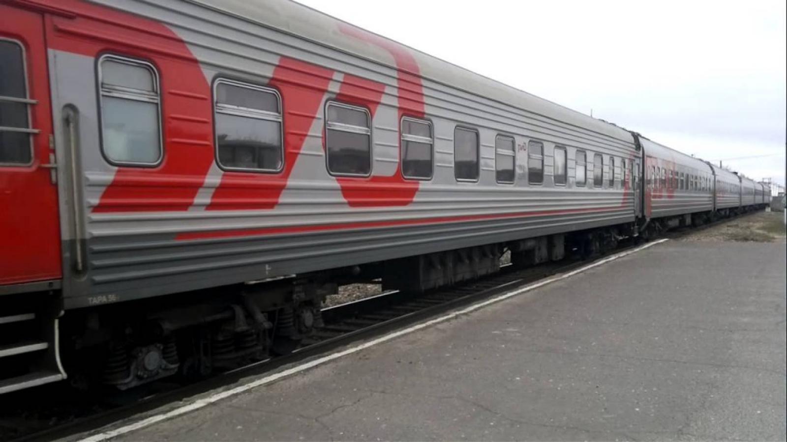 Расписание поездов из Москвы изменится