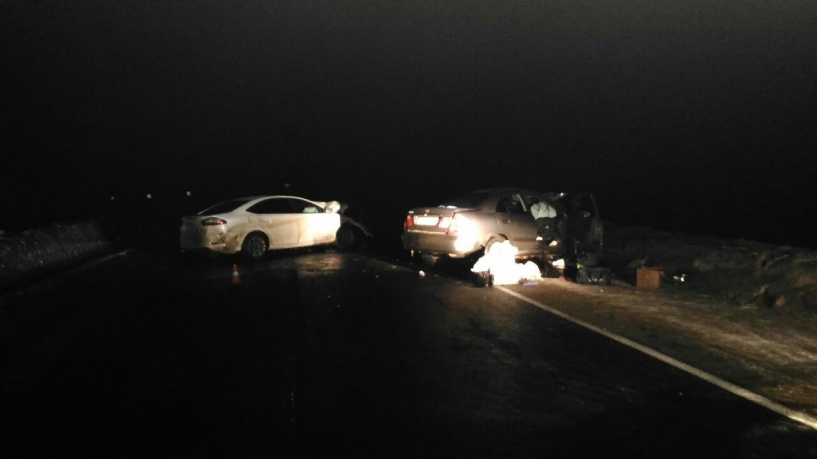 ДТП на вологодской трассе: 3 человека погибло