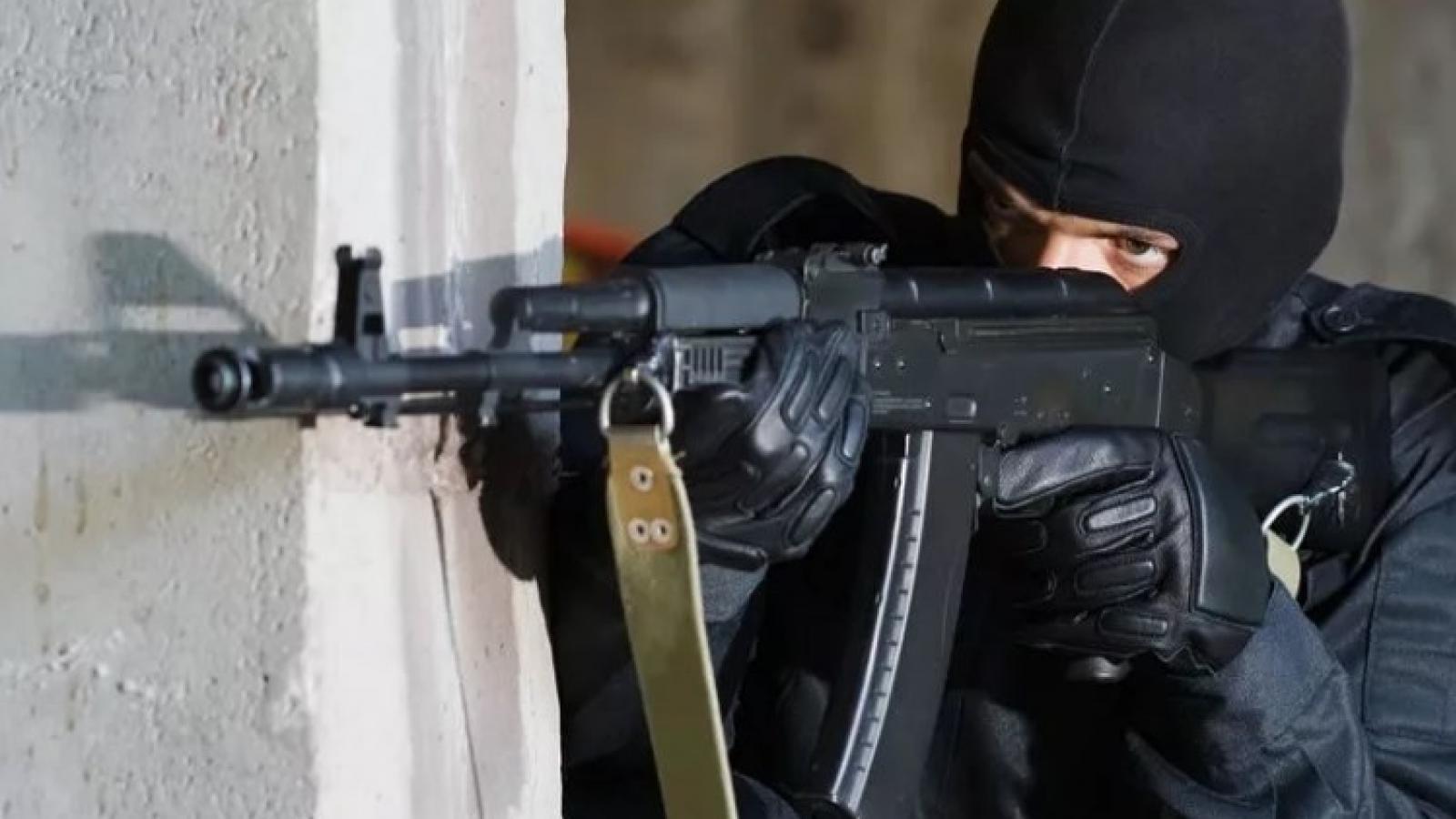 В Вологде утром звучали выстрелы