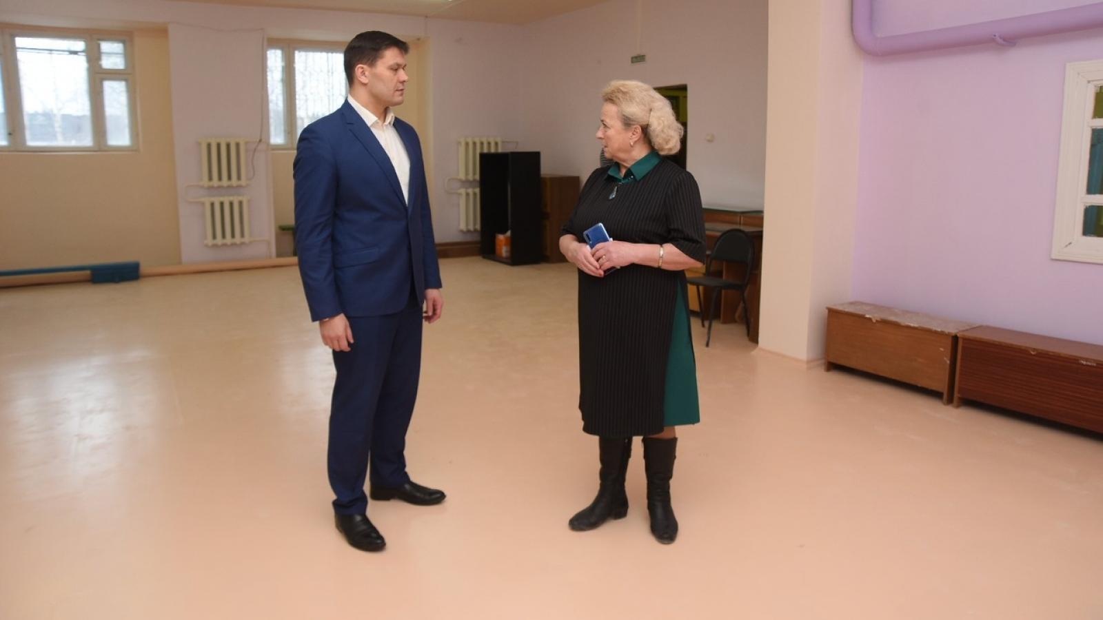 Мэр Вологды нагрянул с визитом в «Заботу»