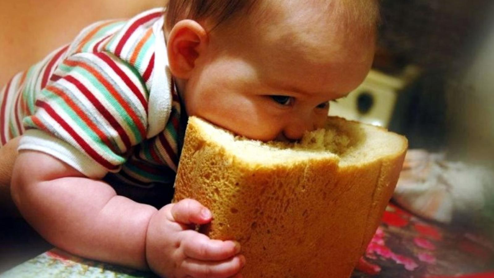 Россияне переходят на хлеб