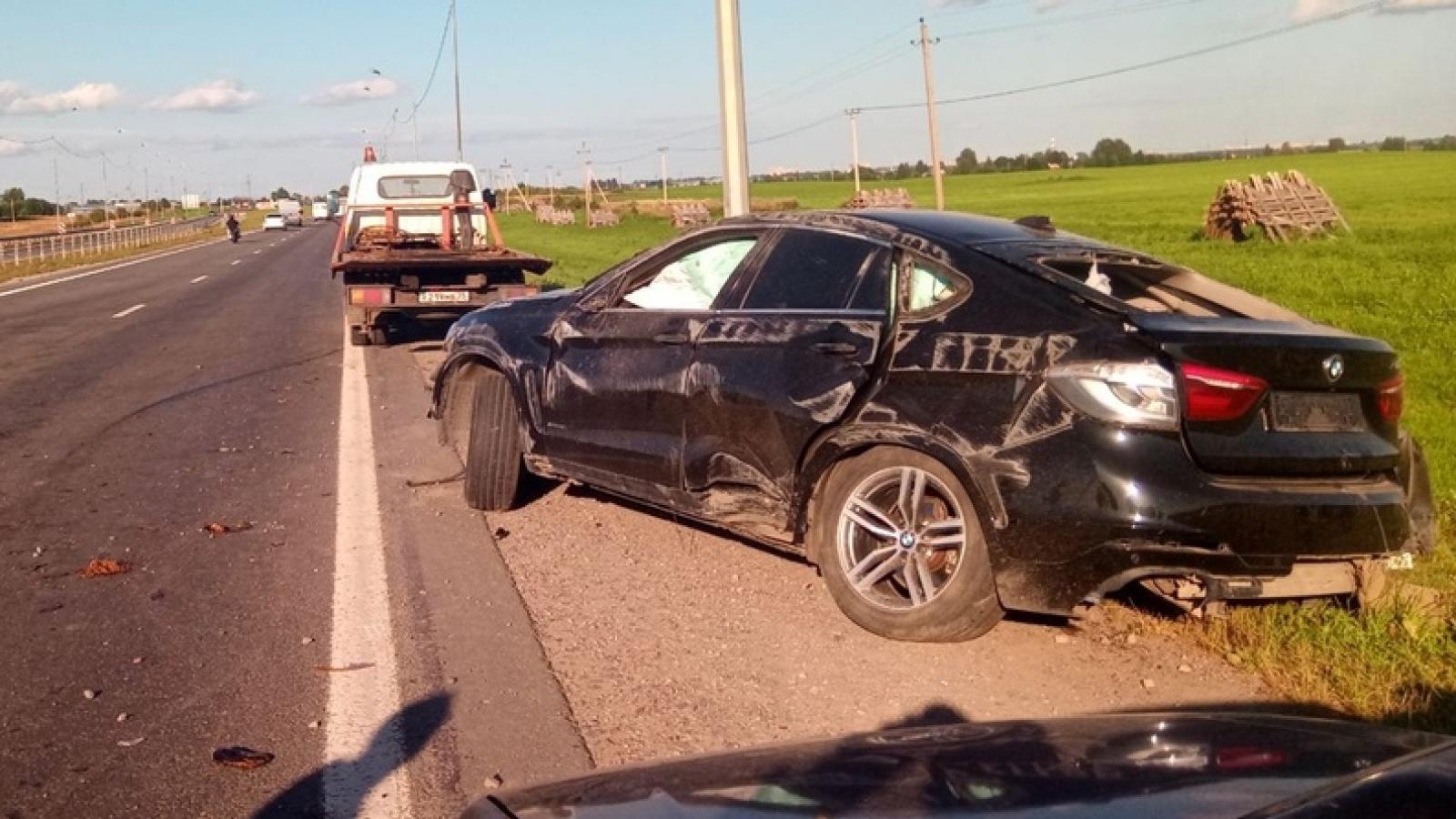 3 человека пострадало в ДТП под Вологдой