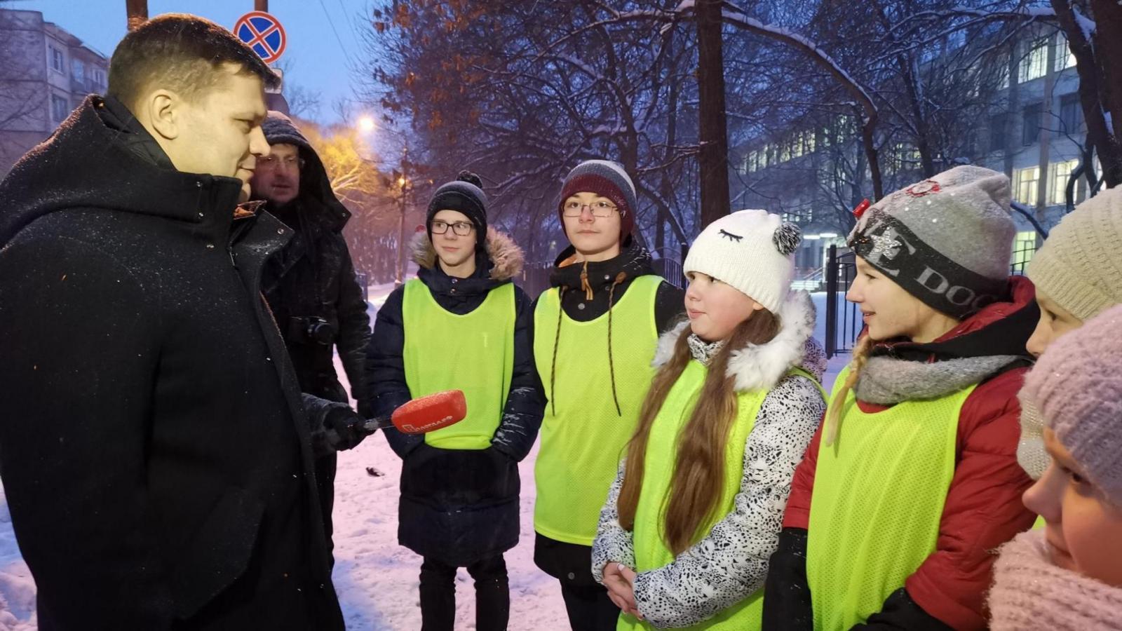 Мэр Вологды дал старт акции «Будь в тренде!»