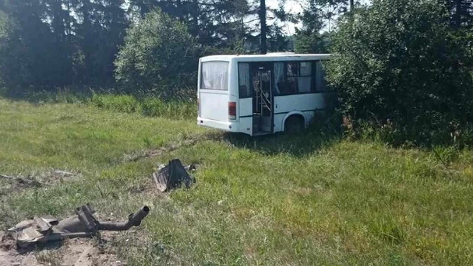 Мужчина погиб в ДТП с автобусом