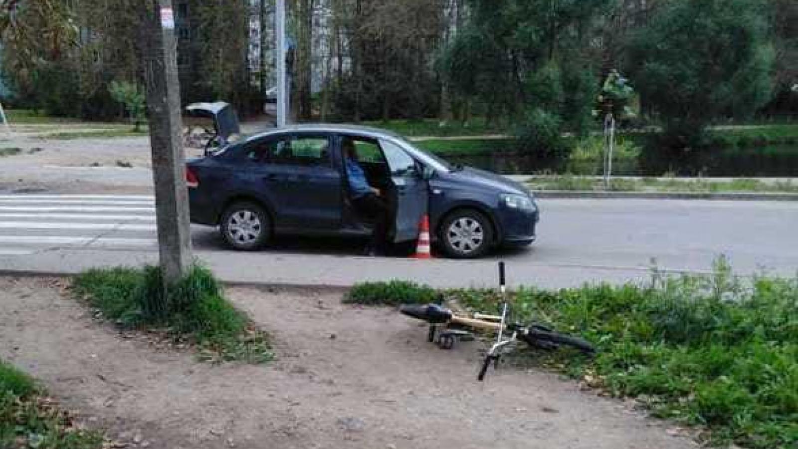 В Вологде пенсионер сбил ребёнка