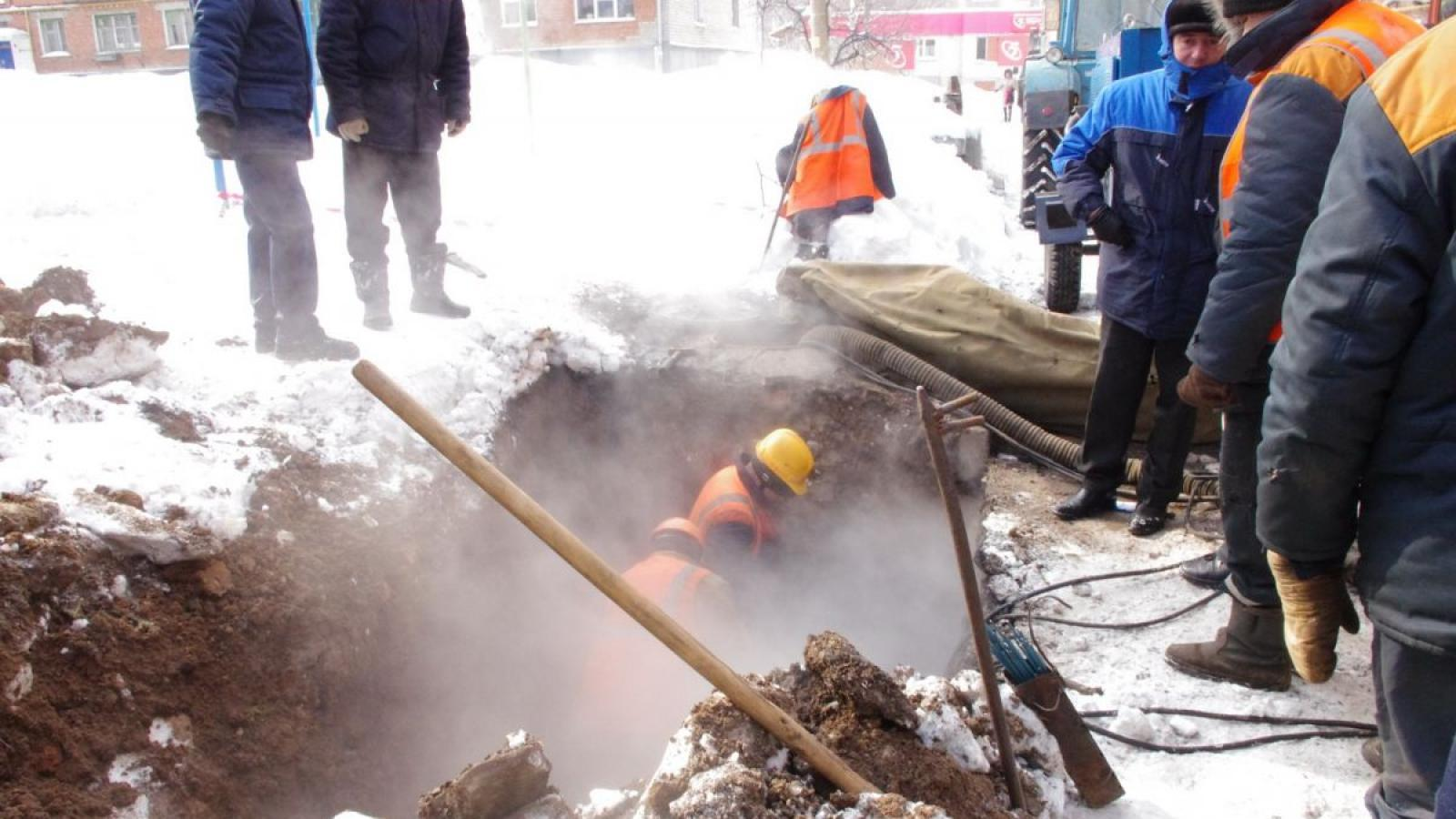 Очередной прорыв в Вологде