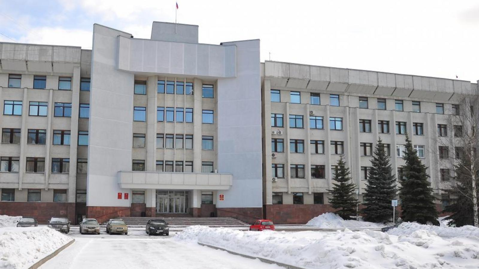 ЛДПР зарегистрировала депутатское объединение в городской думе