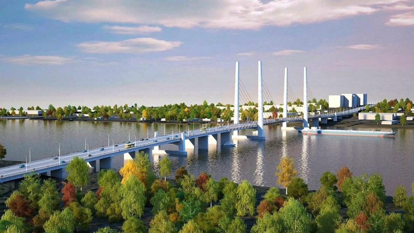 Второй мост через Шексну будет возведён в Череповце