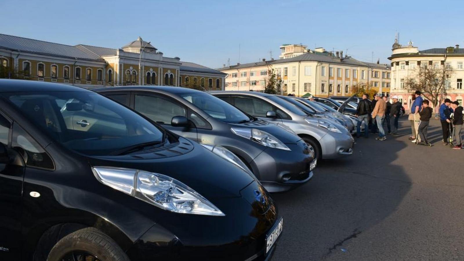 Фестиваль электромобилей пройдёт в Вологде