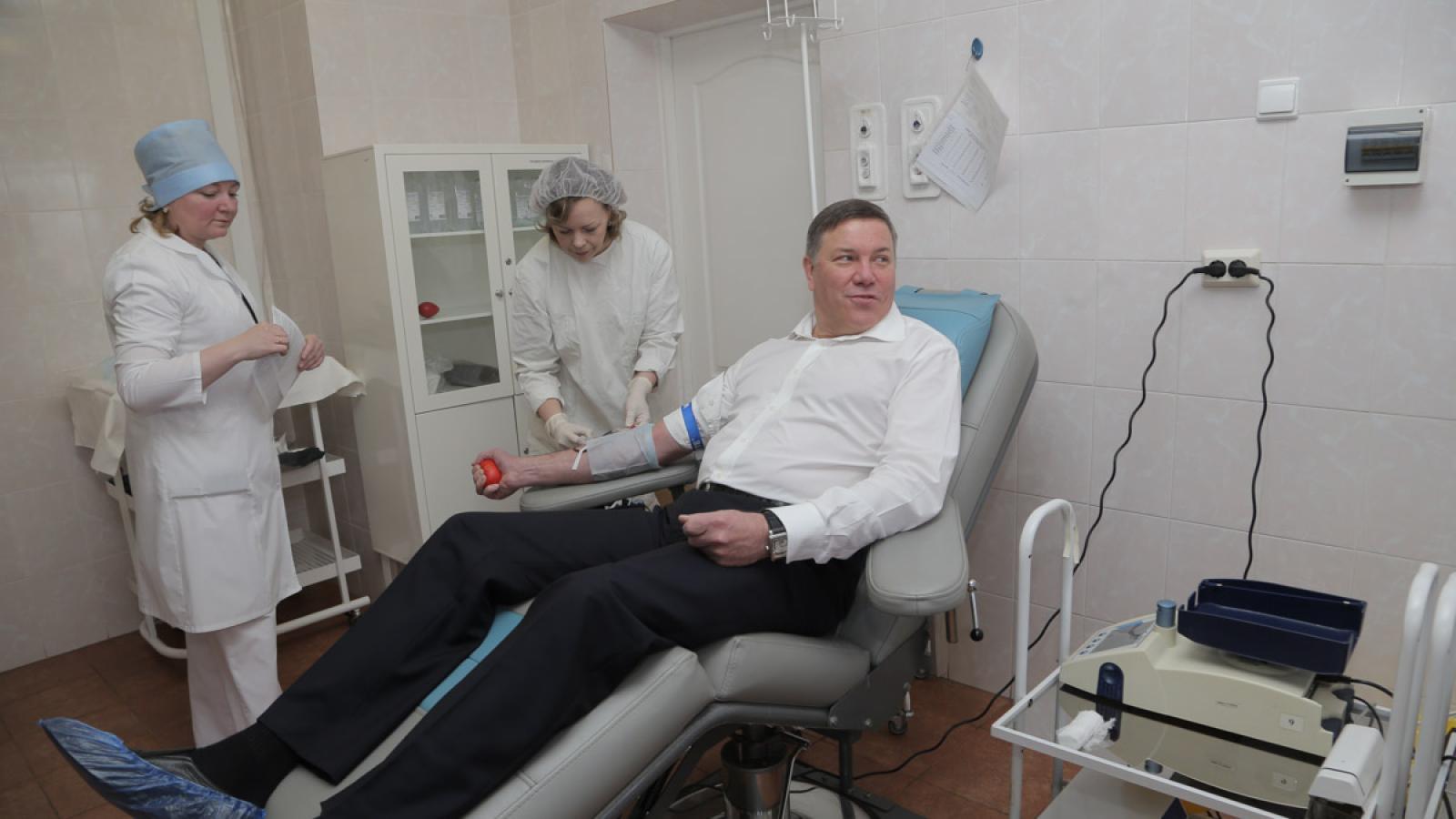 Вологодская область испытывает дефицит донорской крови