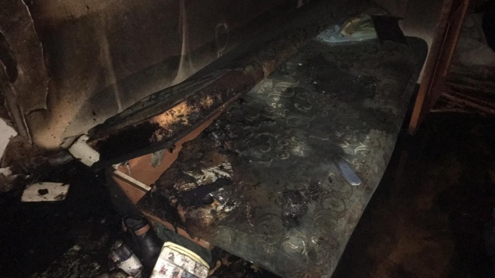 65-летний вологжанин погиб при пожаре на Герцена