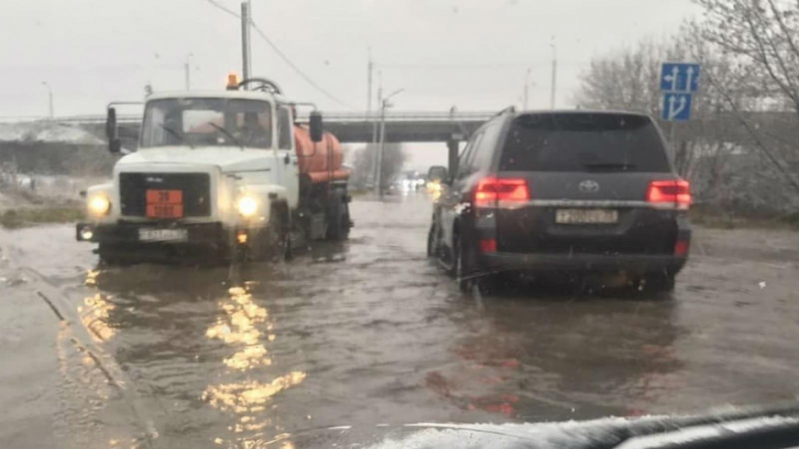 Сложная ситуация в Вологодской области сохранится до середины месяца