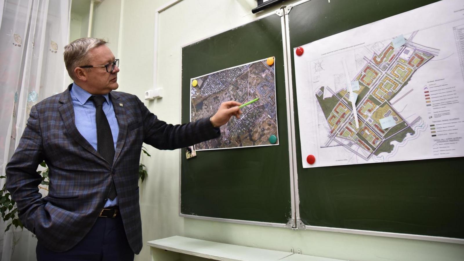 В Вологде может появиться ещё одна зелёная зона