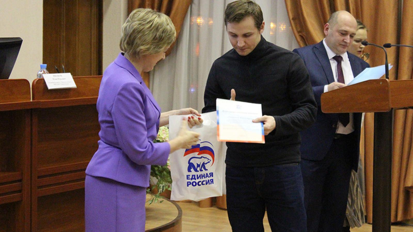 Итоги «Народного контроля» подвели в мэрии Череповца