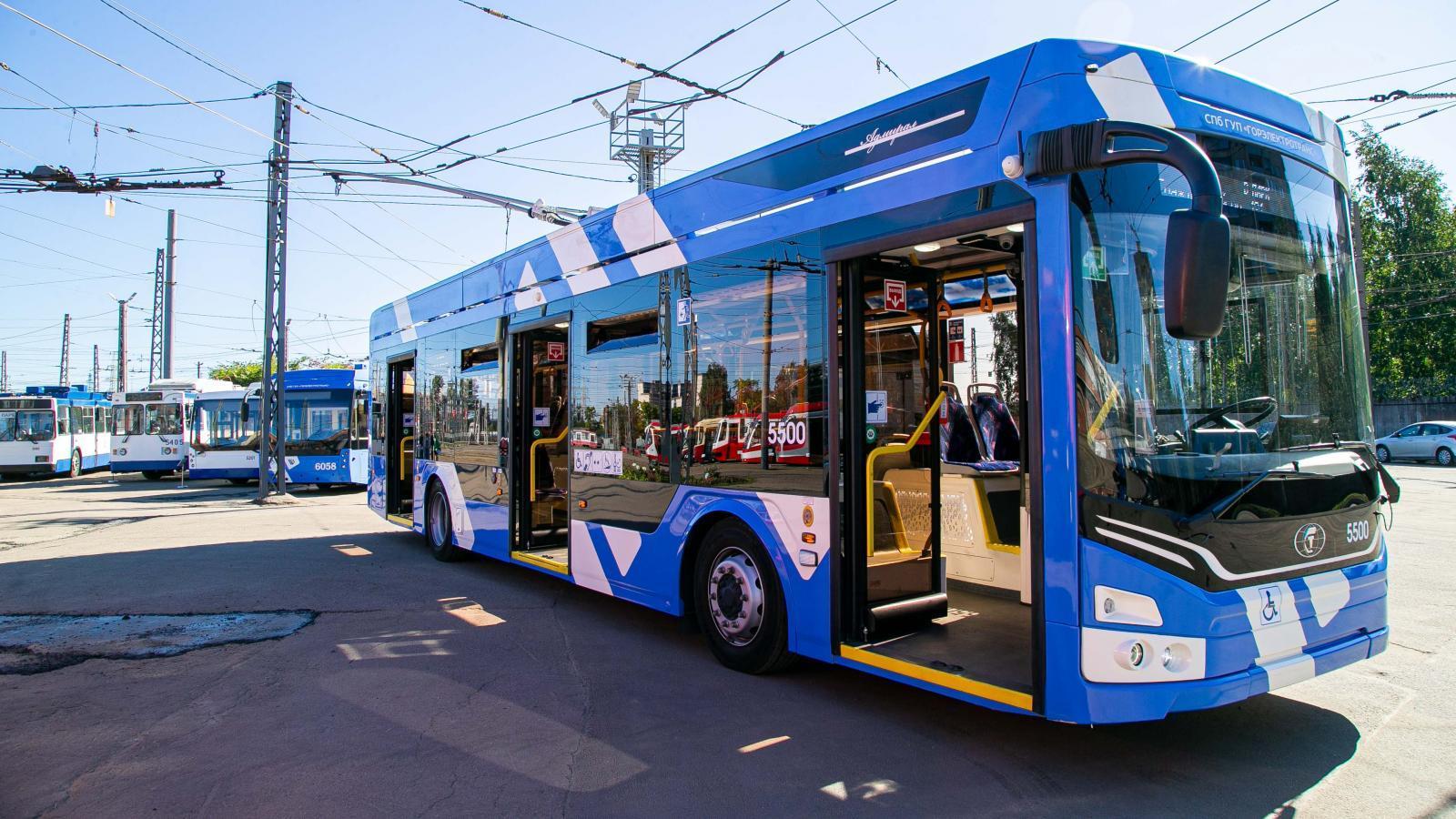 Когда в Вологде обновят троллейбусы?