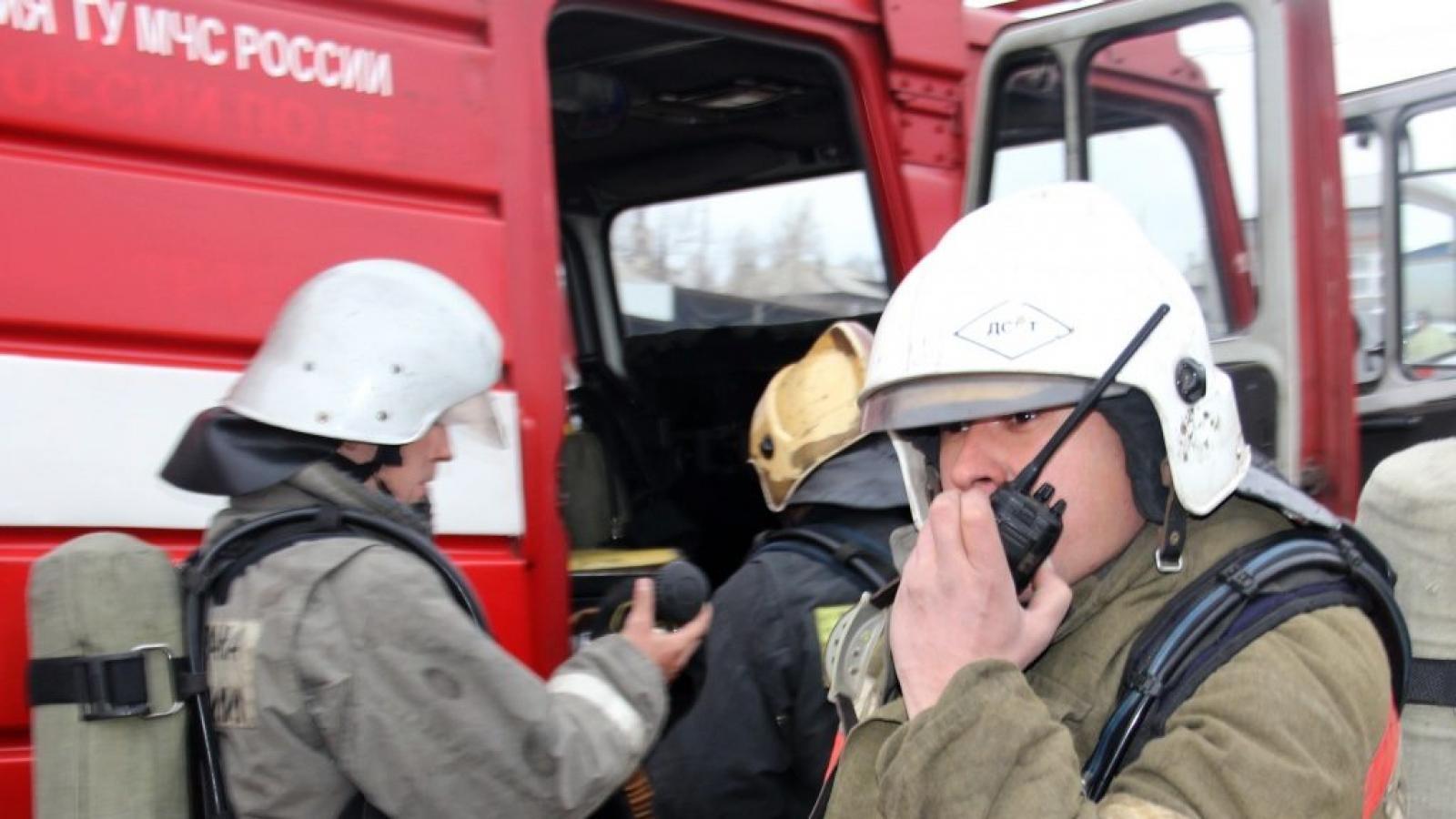 В Череповце на пожаре погибла женщина