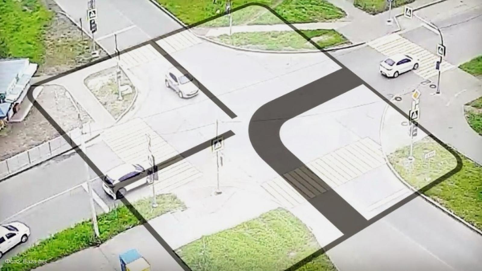 Новые светофоры подключили в Вологде