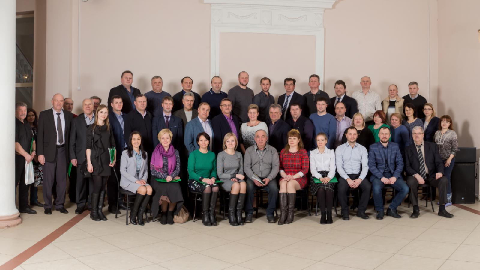 Состоялось отчетное собрание членов Ассоциации «СРО «Строительный Комплекс Вологодчины»