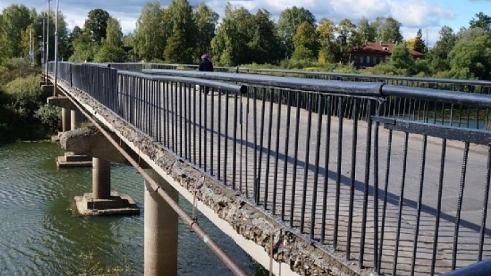 19 мостов хотят отремонтировать на Вологодчине