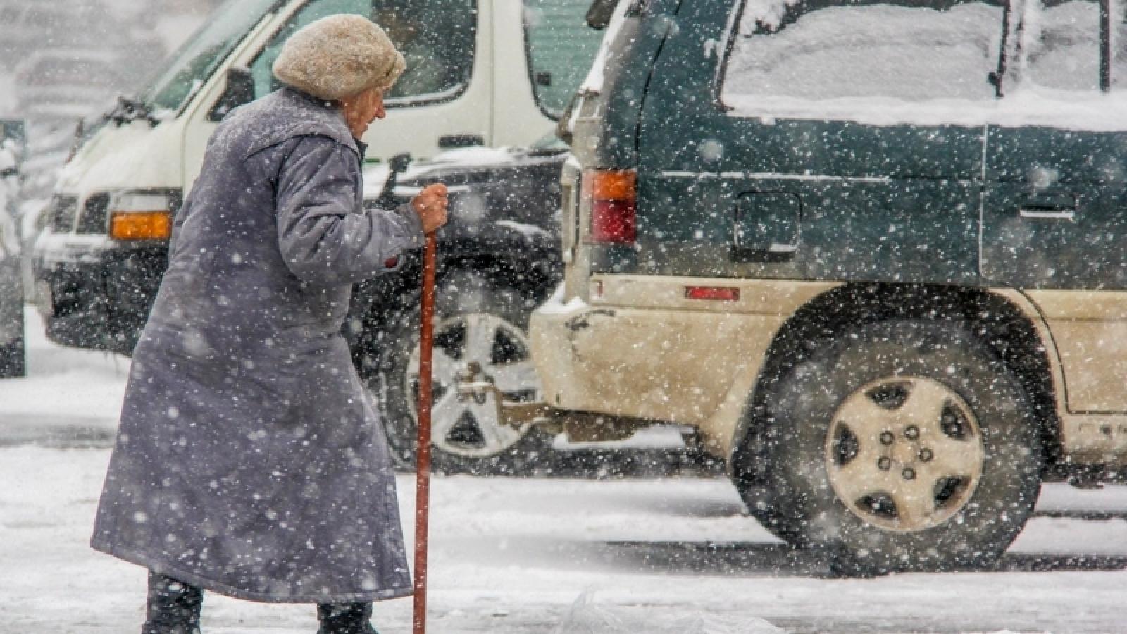 Уступать дорогу пожилым людям научат автомобилистов области